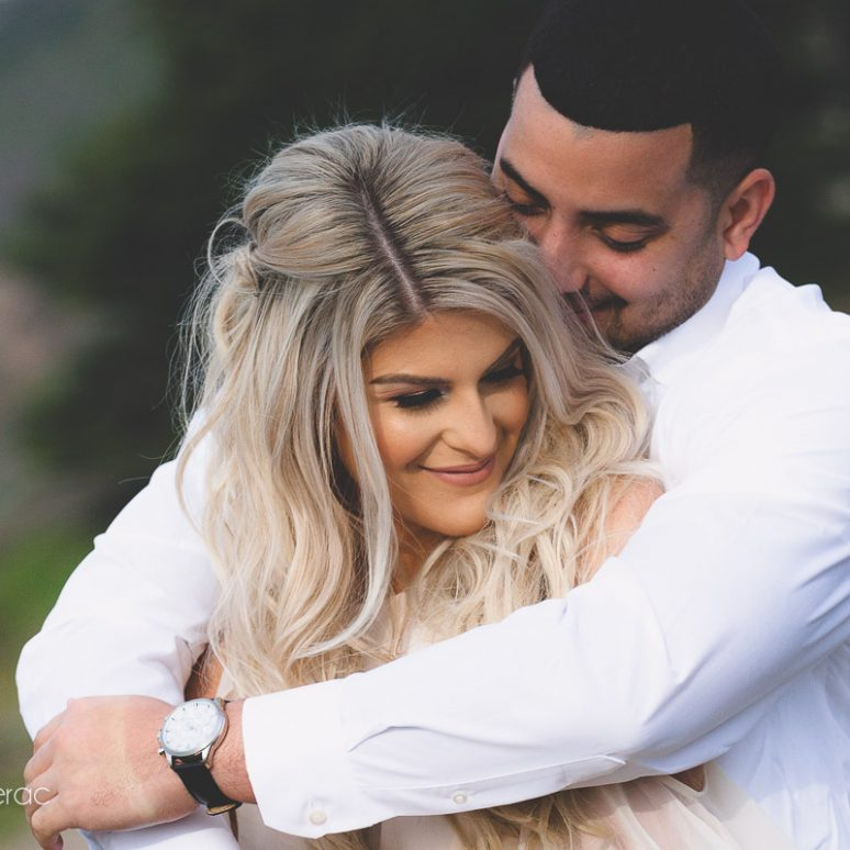 San Francisco Engagement Photographer – Katie + CJ