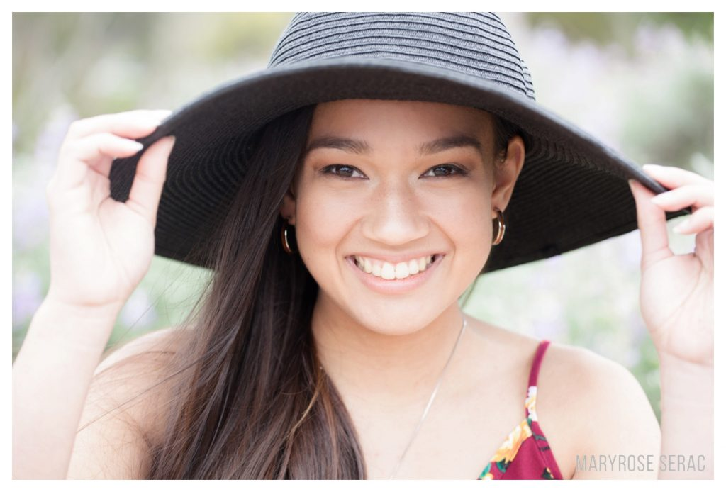 Vacaville Senior Photographer