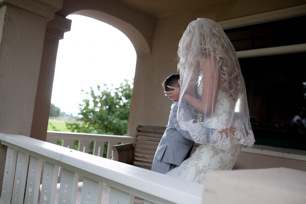 Why you should have a first look at your wedding