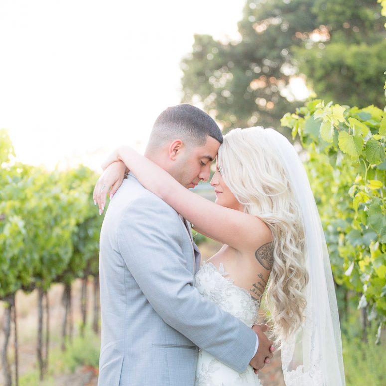 Katie + CJ – Sacramento Wedding Photographer