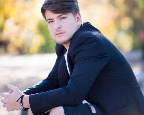 Senior Portrait: Christian