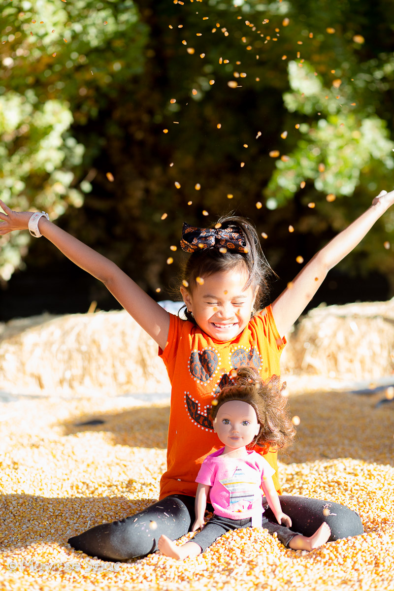 Fall Fun - Solano County Photography
