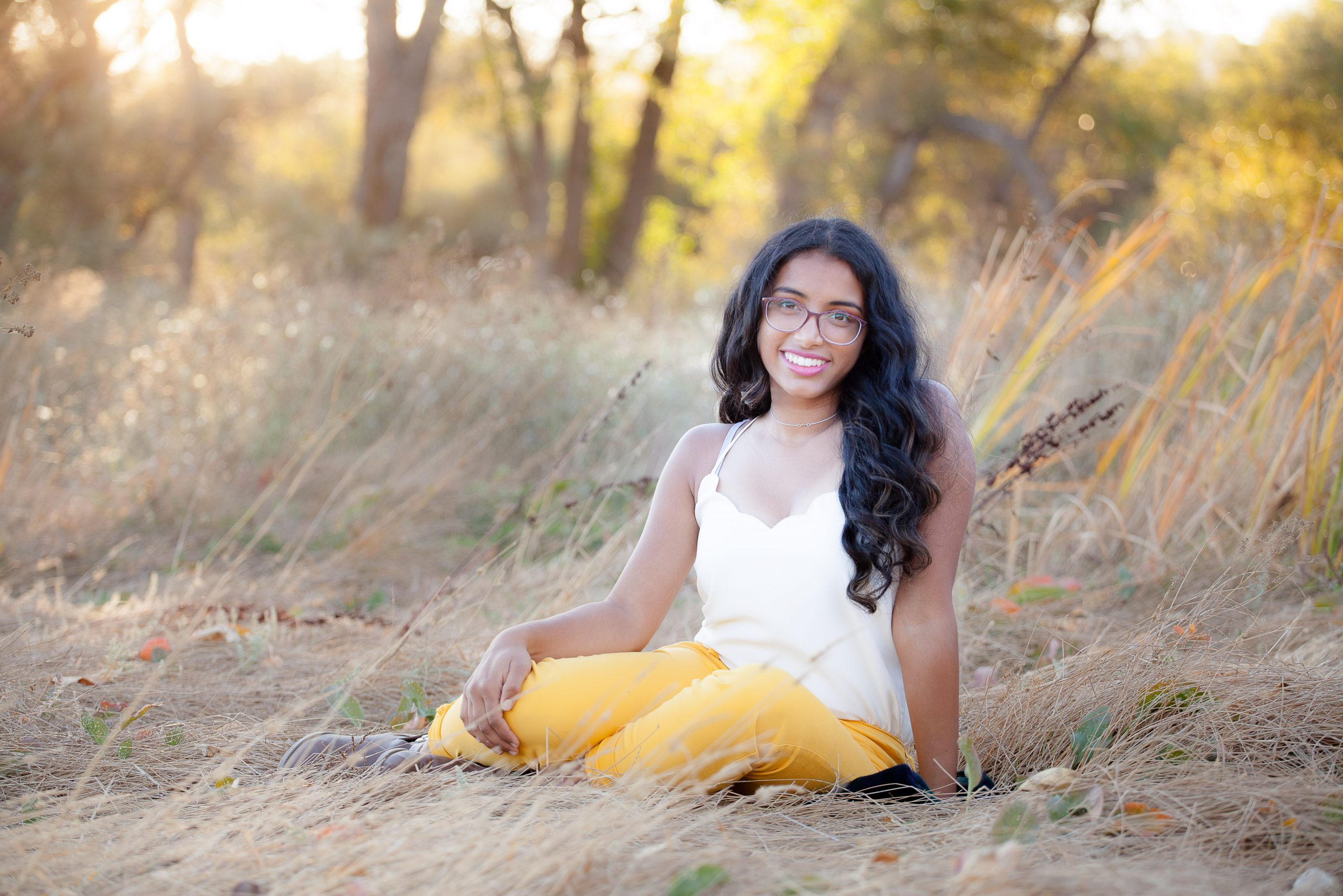 senior portrait photographer Fairfield CA